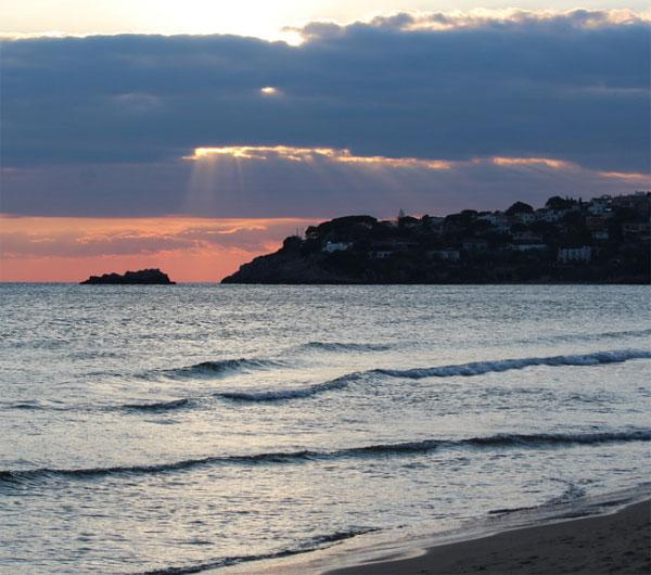 Le sette spiagge di Gaeta